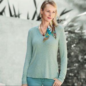 CAbi Swing Sweater